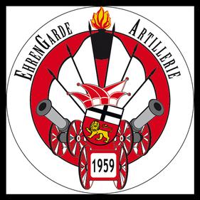 Logo der Artillerie